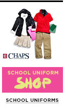 SCHOOL UNIFORM SHOP - SCHOOL UNIFORMS