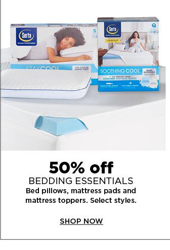 50% bedding