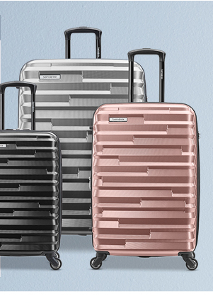 Take an extra $50 off your luggage purchase of $200 or more when you use promo code LUGGAGE50 at checkout. Select styles. Ends October 20. see details and exclusions below. shop now.