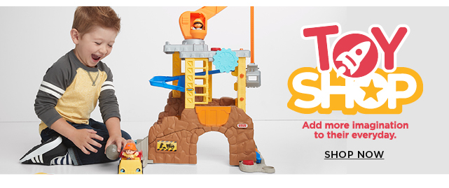 toy shop. shop now.