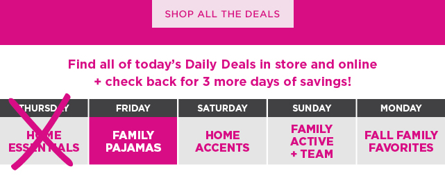 shop all daily deals