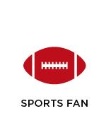 sports fan clearance