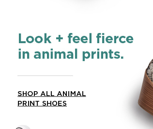 shop all animal print shoes.