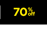 70 percent off and more. shop now.