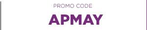 Promo Code APMAY